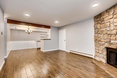Denver Condo/Townhouse Under Contract: 10150 East Virginia Avenue #5-104