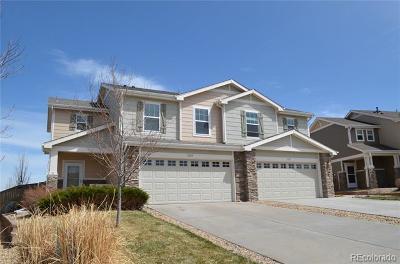Castle Rock Single Family Home Under Contract: 6325 Wescroft Avenue