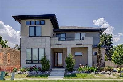 Boulder Single Family Home Under Contract: 3701 Paonia Street