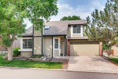 Highlands Ranch Single Family Home Under Contract: 944 Lily Court