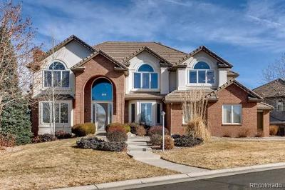 Lone Tree CO Single Family Home Active: $1,225,000
