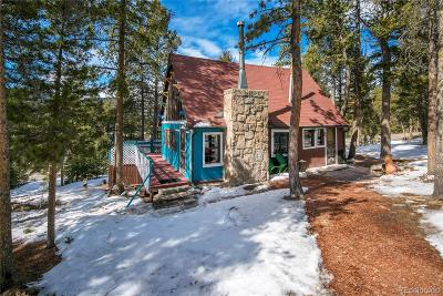 Conifer Single Family Home Under Contract: 26540 Pleasant Park Road