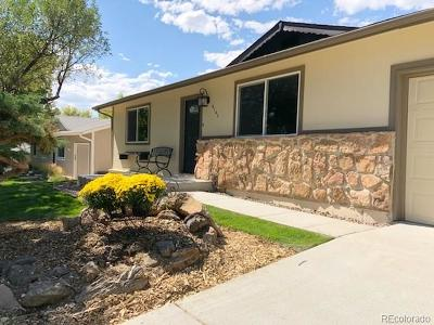 Golden Single Family Home Under Contract: 6147 Dunraven Street
