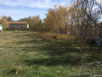 Englewood Residential Lots & Land Under Contract: 2420 South Zuni Street