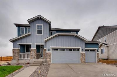 Commerce City Single Family Home Active: 11752 East Ouray Court