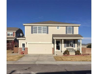 Parker Single Family Home Under Contract: 6521 Grass Court