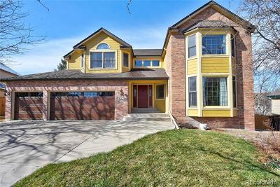 Highlands Ranch Single Family Home Active: 6976 Peregrine Way
