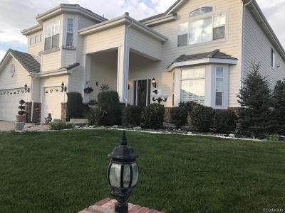 Aurora Single Family Home Under Contract: 6274 South Riviera Court