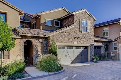 Highlands Ranch Condo/Townhouse Active: 9552 Pendio Court