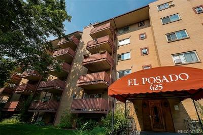 Alamo Placita, Capital Hill, Capitol Hill, Governor's Park, Governors Park Condo/Townhouse Active: 625 North Pennsylvania Street #204