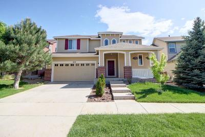 Commerce City Single Family Home Active: 16710 East 104th Place