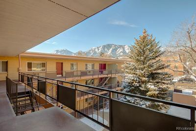 Boulder Condo/Townhouse Under Contract: 830 20th Street #208