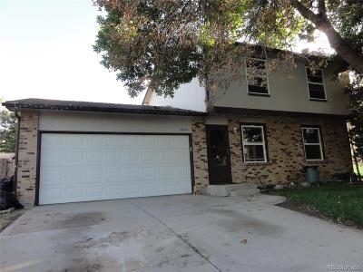 Westminster Single Family Home Active: 10635 Routt Way