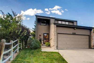 Westminster Single Family Home Active: 6823 Vrain Street