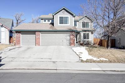 Broomfield Single Family Home Under Contract: 13502 Cascade Street