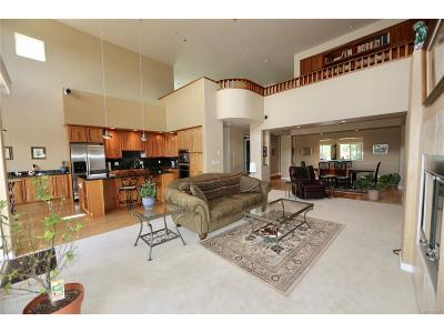 Castle Rock CO Condo/Townhouse Active: $598,900