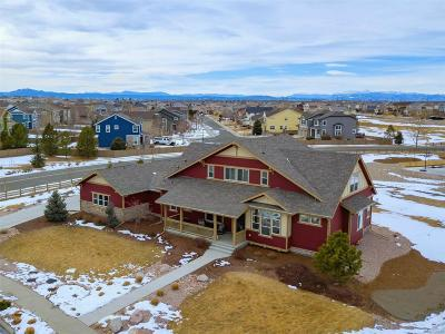 Castle Rock Single Family Home Under Contract: 7001 Weaver Circle