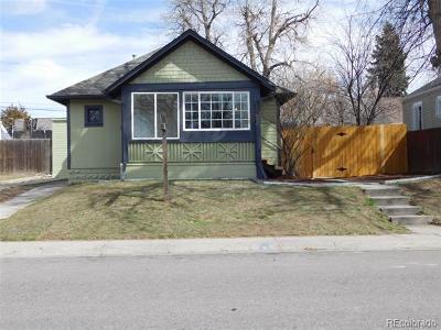 Single Family Home Active: 1608 Hanover Street