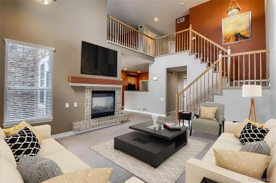 Highlands Ranch Condo/Townhouse Active: 8811 Edinburgh Circle