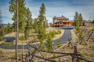 Conifer, Evergreen Single Family Home Active: 26214 Grand Summit Trail