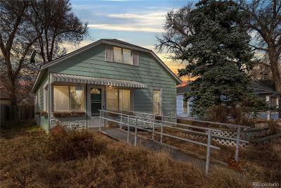 Ault Single Family Home Active: 315 1st Avenue