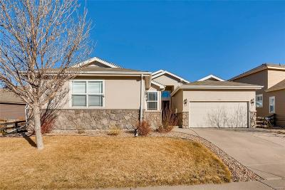 Littleton Single Family Home Under Contract: 7512 Bison Place