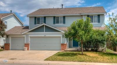 Northglenn Single Family Home Under Contract: 2824 East 109 Avenue