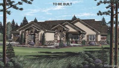 Larkspur CO Single Family Home Active: $679,900