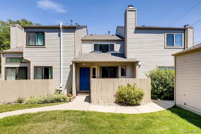 Boulder County Condo/Townhouse Active: 5038 Buckingham Road