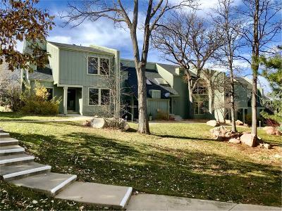 Boulder Condo/Townhouse Active: 82 Benthaven Place