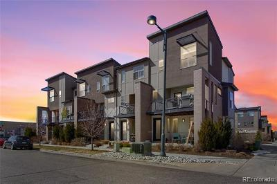 Denver Condo/Townhouse Active: 3045 Geneva Street