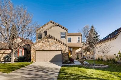 Castle Rock Single Family Home Active: 3012 Masters Point