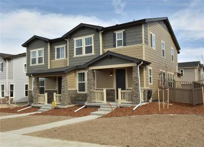 Castle Rock Condo/Townhouse Active: 3594 Happyheart Way
