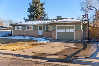 Single Family Home Under Contract: 7340 West Mexico Drive