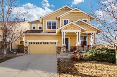 Highlands Ranch Single Family Home Under Contract: 10868 Hickory Ridge Lane