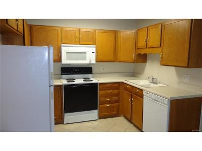 Aurora Condo/Townhouse Active: 13635 East Bates Avenue #304