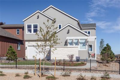 Arvada Single Family Home Under Contract: 18899 West 92nd Drive
