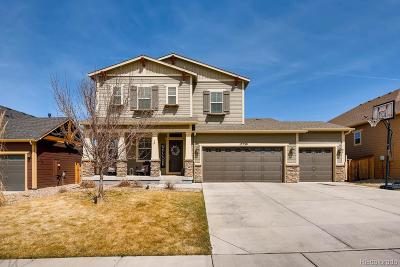 Parker Single Family Home Under Contract: 15730 Savory Circle