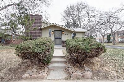 Denver CO Single Family Home Active: $775,000