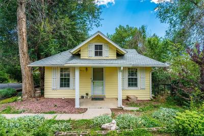 Arvada Single Family Home Active: 6420 Estes Street
