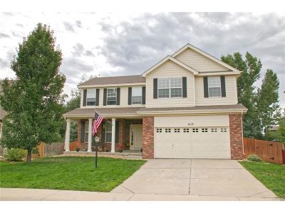 Firestone Single Family Home Active: 6118 Valley Vista Avenue
