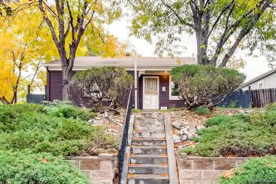 Single Family Home Active: 3750 North Cook Street