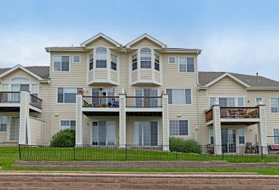 Castle Rock Condo/Townhouse Under Contract: 2831 Newport Circle