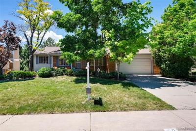 Highlands Ranch Single Family Home Active: 69 Prairie Ridge Road
