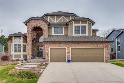 Highlands Ranch Single Family Home Active: 2852 Wyecliff Way