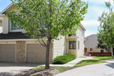 Littleton Condo/Townhouse Under Contract: 9116 West Phillips Drive