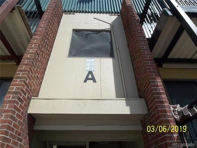 Denver Condo/Townhouse Active: 5995 West Hampden Avenue #A12