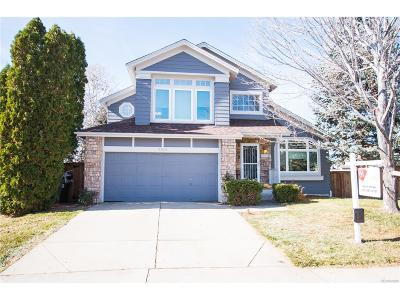 Highlands Ranch Single Family Home Under Contract: 7169 Townsend Drive