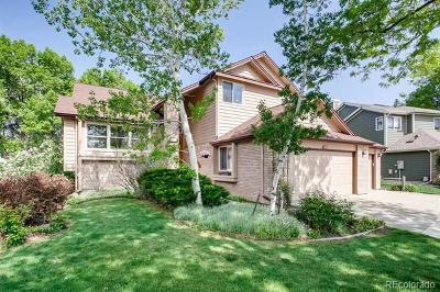Fort Collins Single Family Home Active: 5308 Castle Pines Court