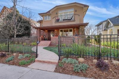Single Family Home Under Contract: 325 South High Street